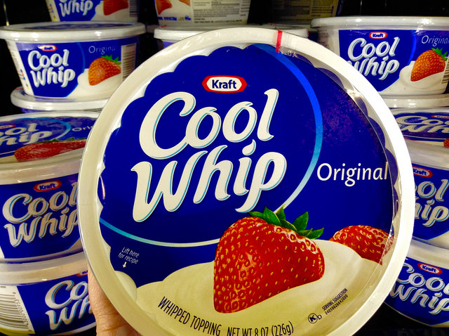 is cool whip vegan