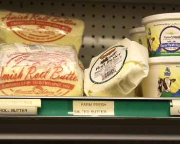 brands of real butter