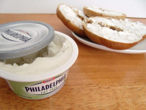 is cream cheese pasteurized